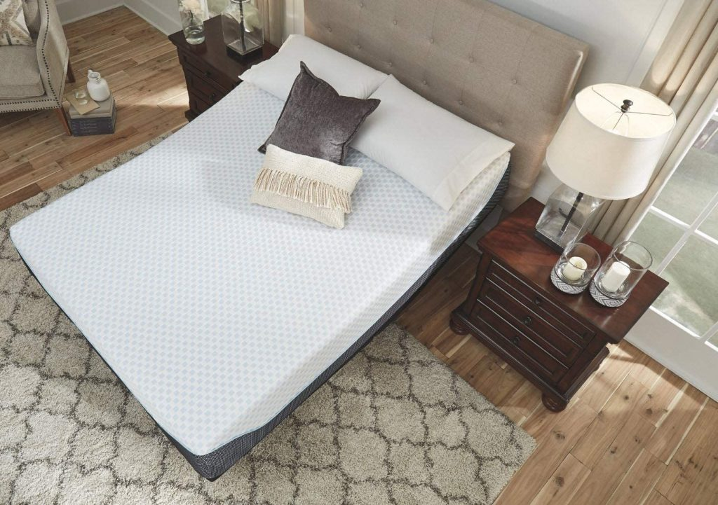 Ashley Furniture Signature Elite Mattress Design
