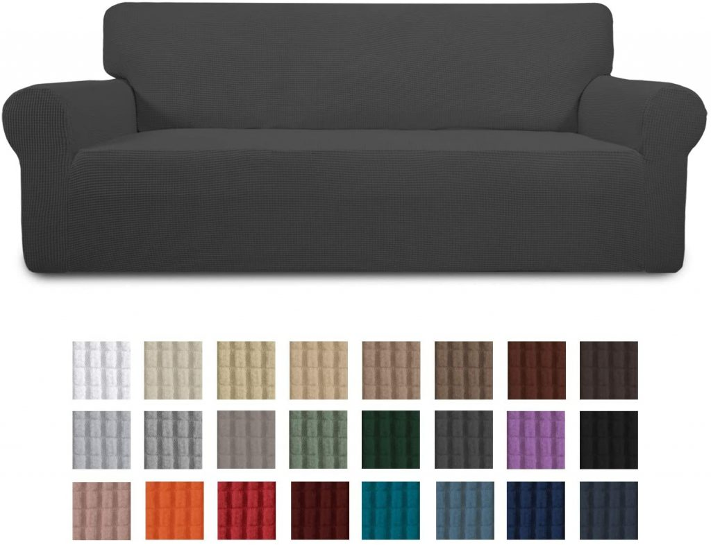 Easy-Going Stretch Sofa Slipcover 1-Piece Couch Sofa Cover