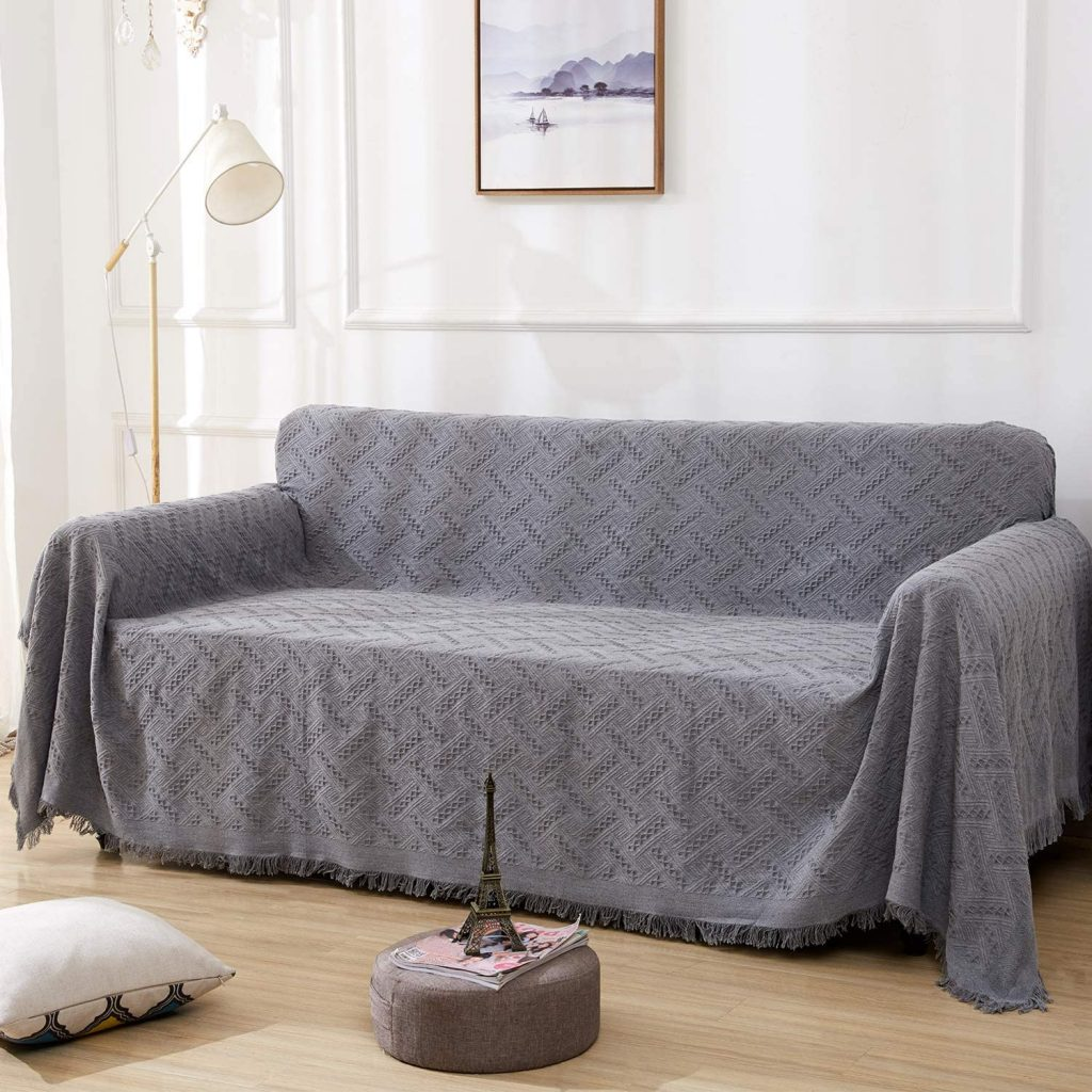 RHF Geometrical Sectional Couch Covers