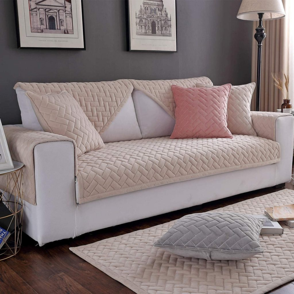 OstepDecor Sectional Couch Cover