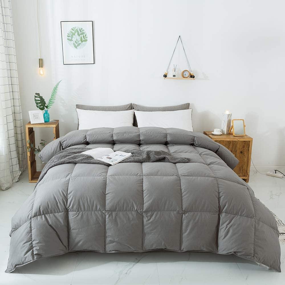 Cotton Down Comforter Goose Duck