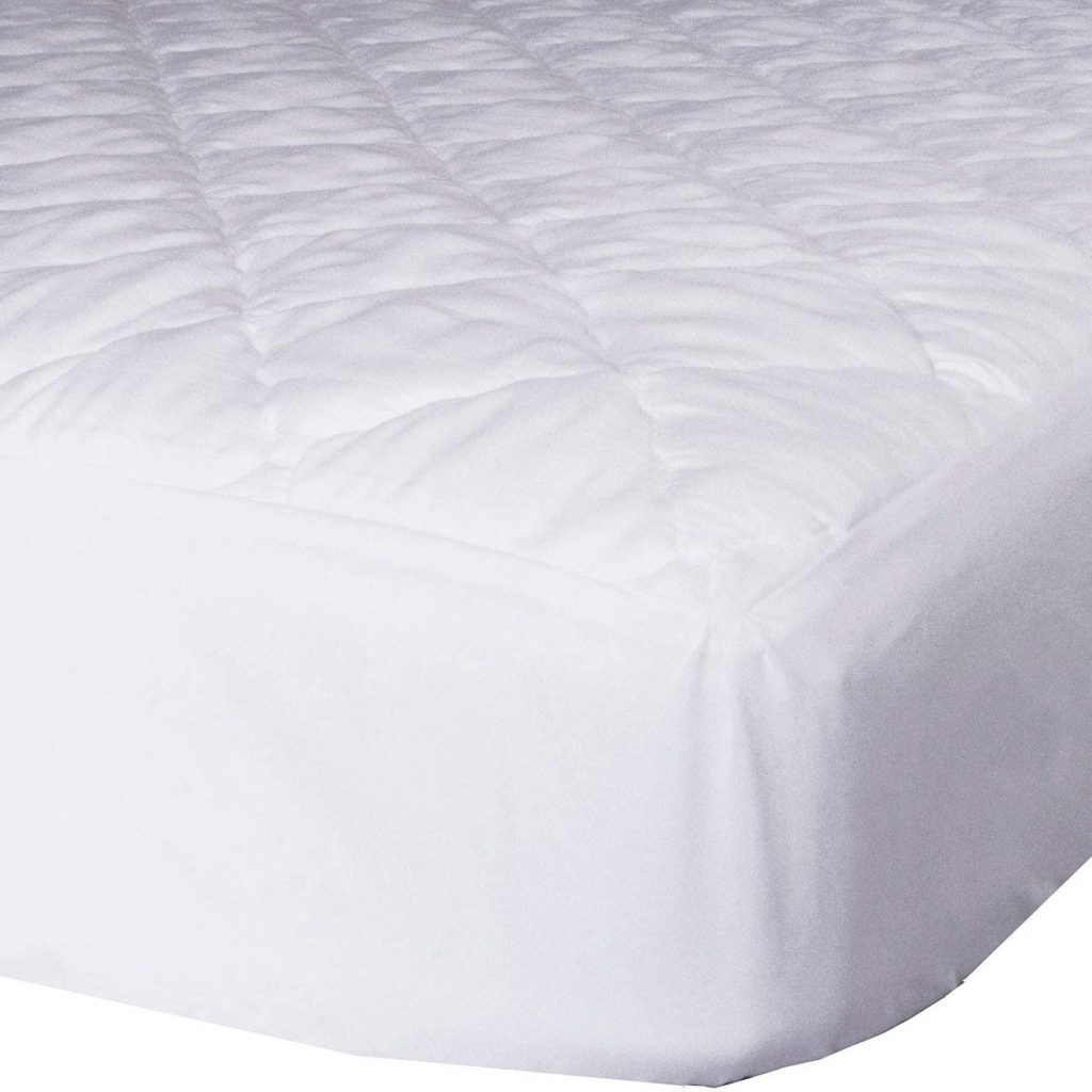 AB Lifestyles RV King Quilted Mattress Pad Cover