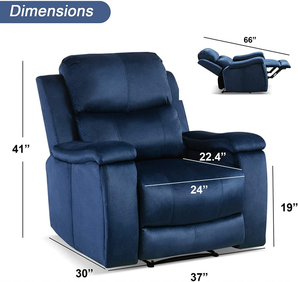 ANJ Recliner Chair