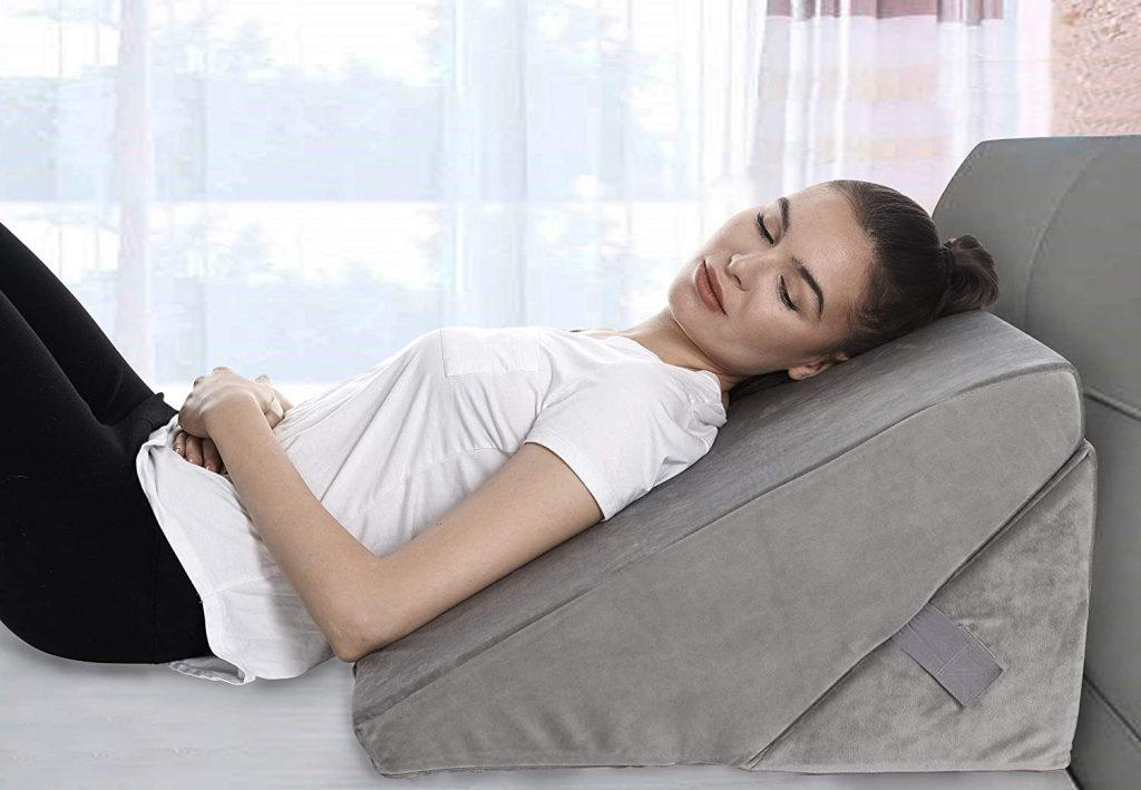 AllSett Health Store Bed Wedge Pillow