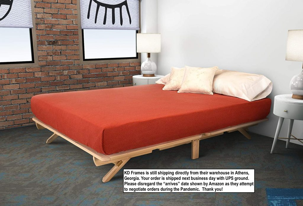 BEST LOW BED FRAMES