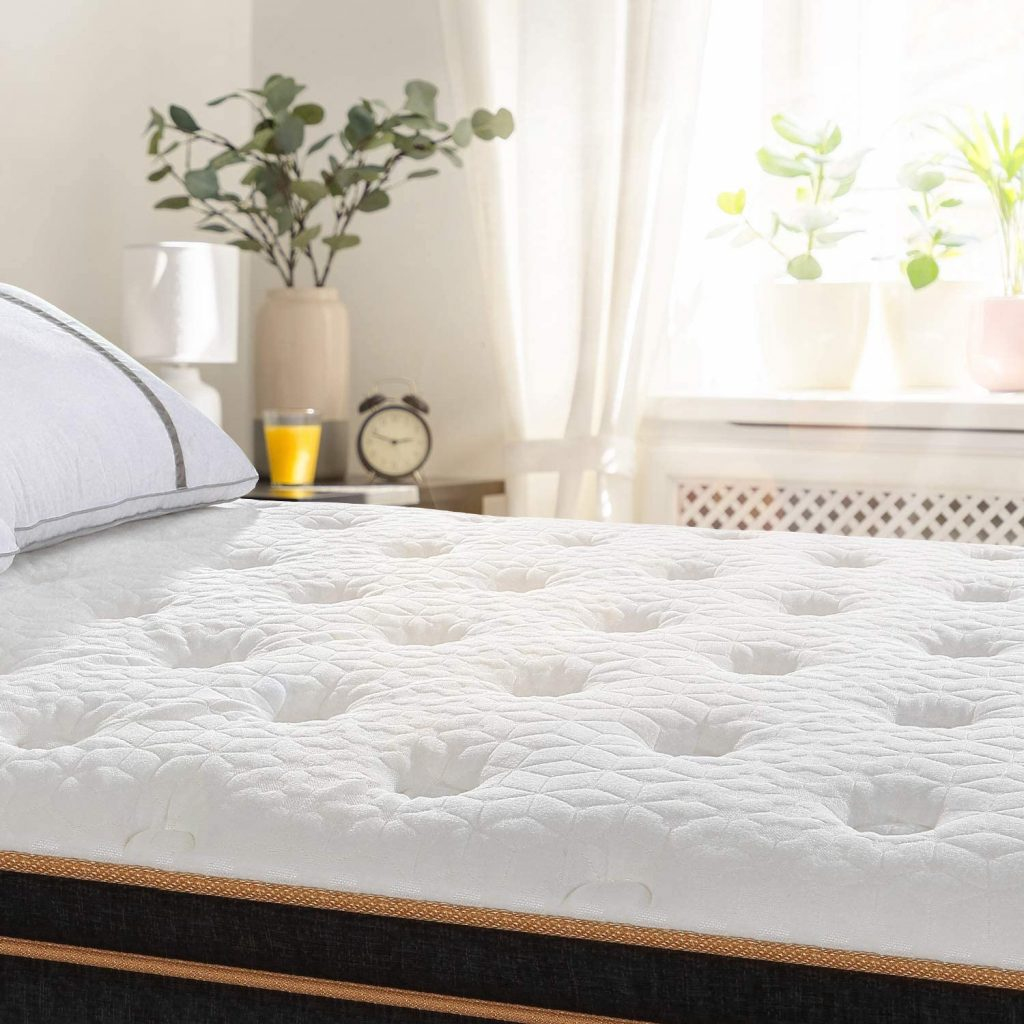 BedStory King hybrid Mattress