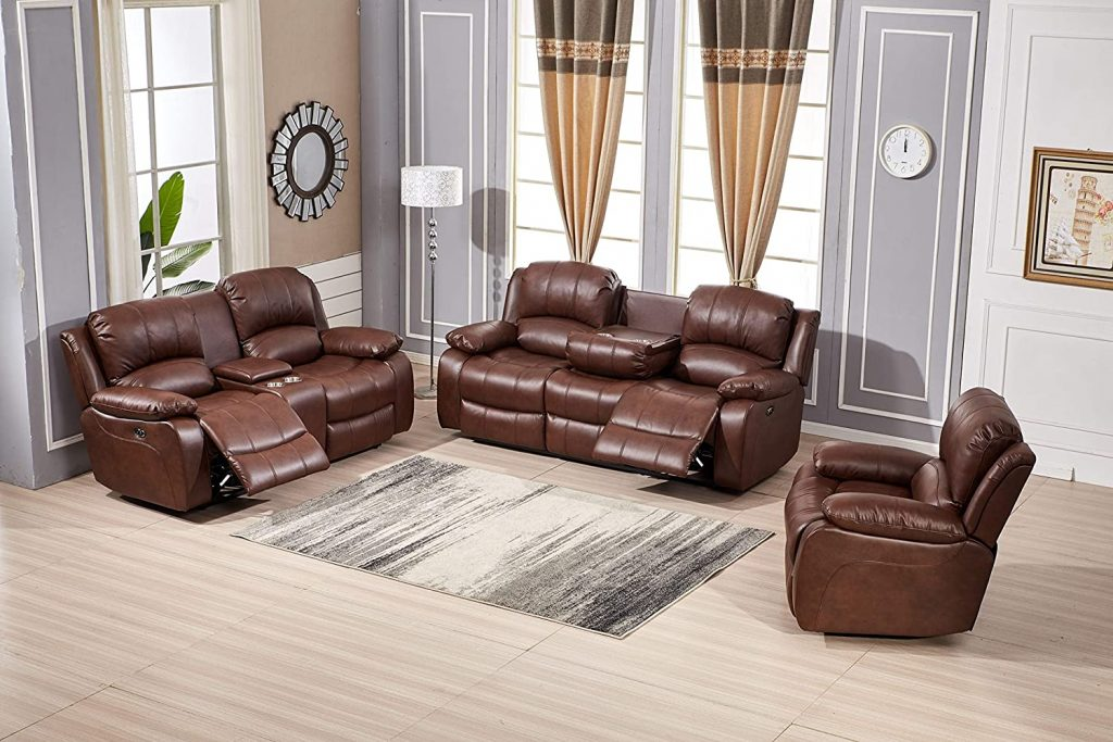 Betsy Furniture Power Reclining