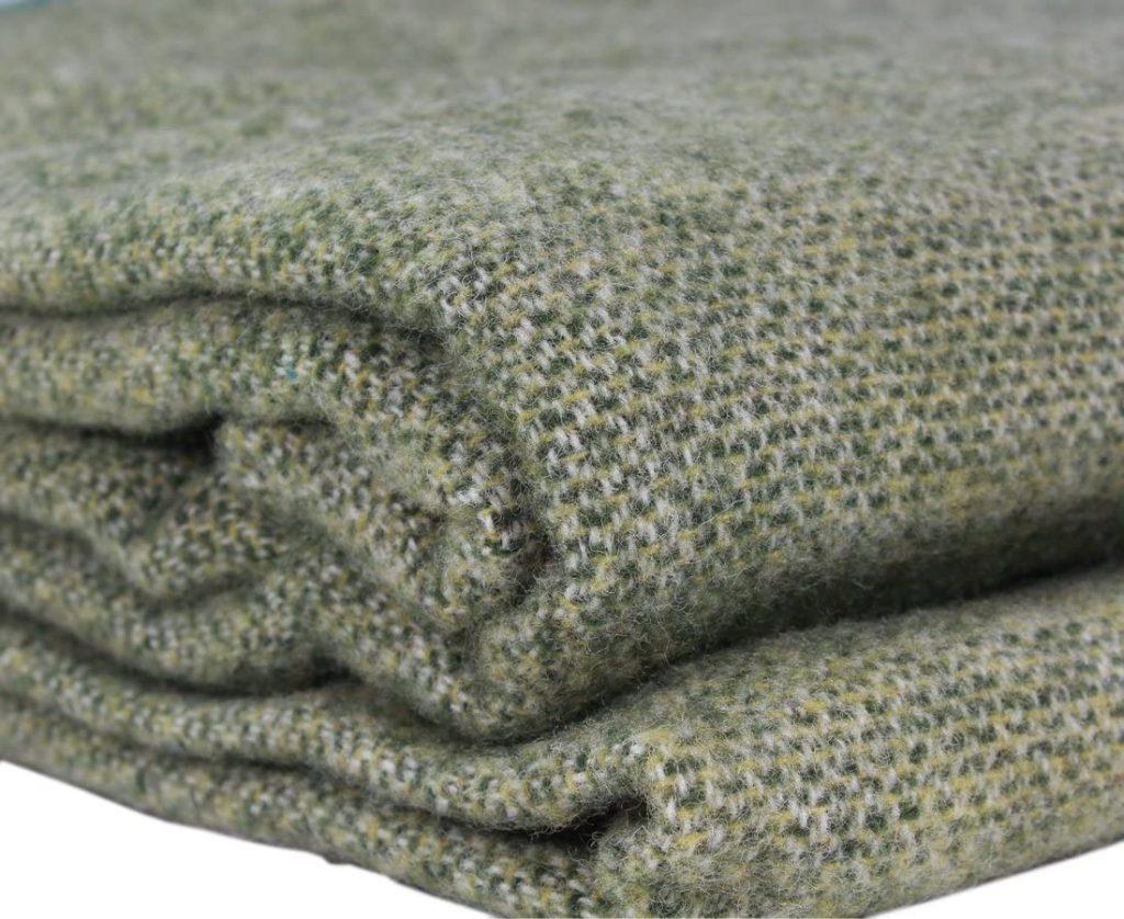 Biddy Murphy Lamb's Wool Blanket