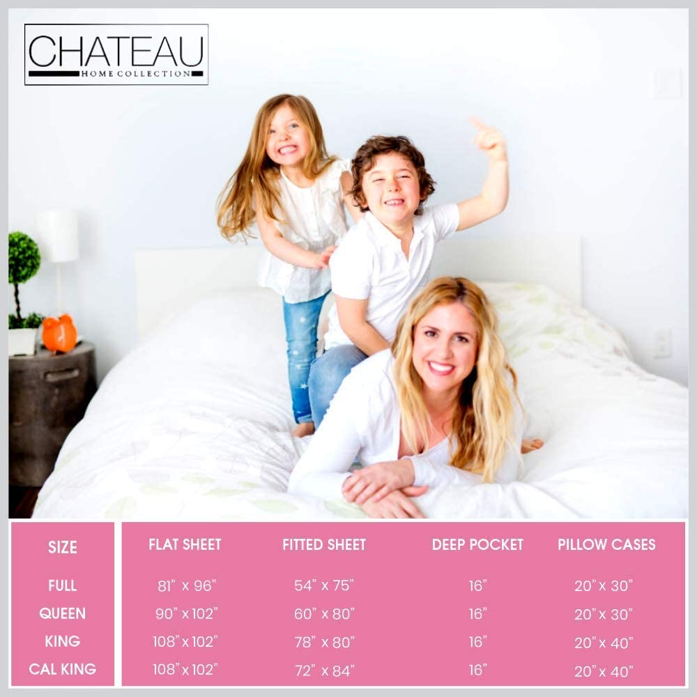 CHATEAU HOME COLLECTION Bed Sheets