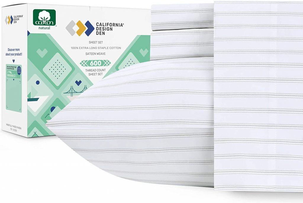 California Design Den Deep Pocket Sheets