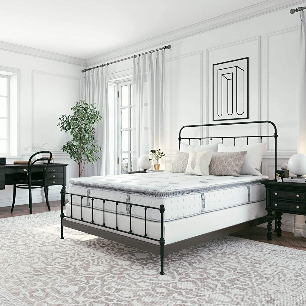 Classic Brands Mercer Hybrid Mattress