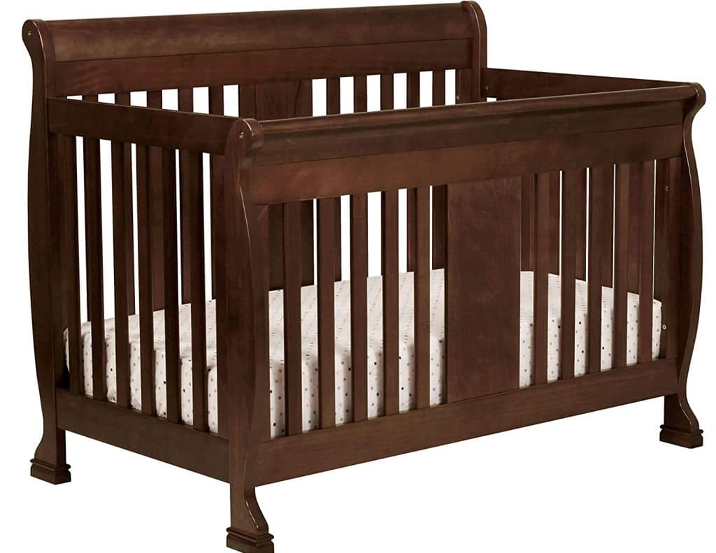 Convertible Crib Bed