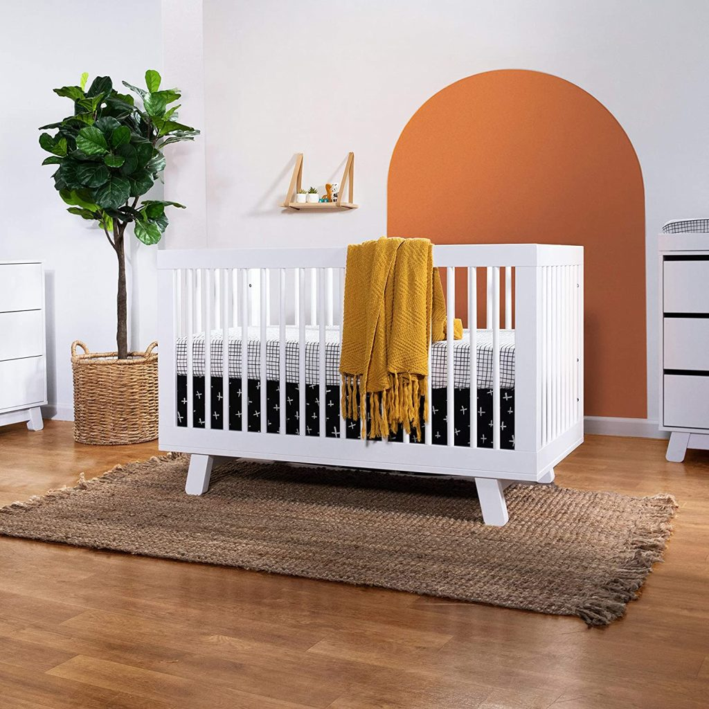 Convertible Crib with Toddler Bed Conversion Kit