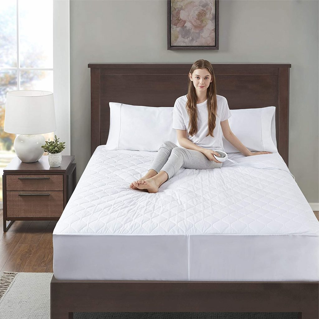 Degrees of Comfort Heated Mattress Pad