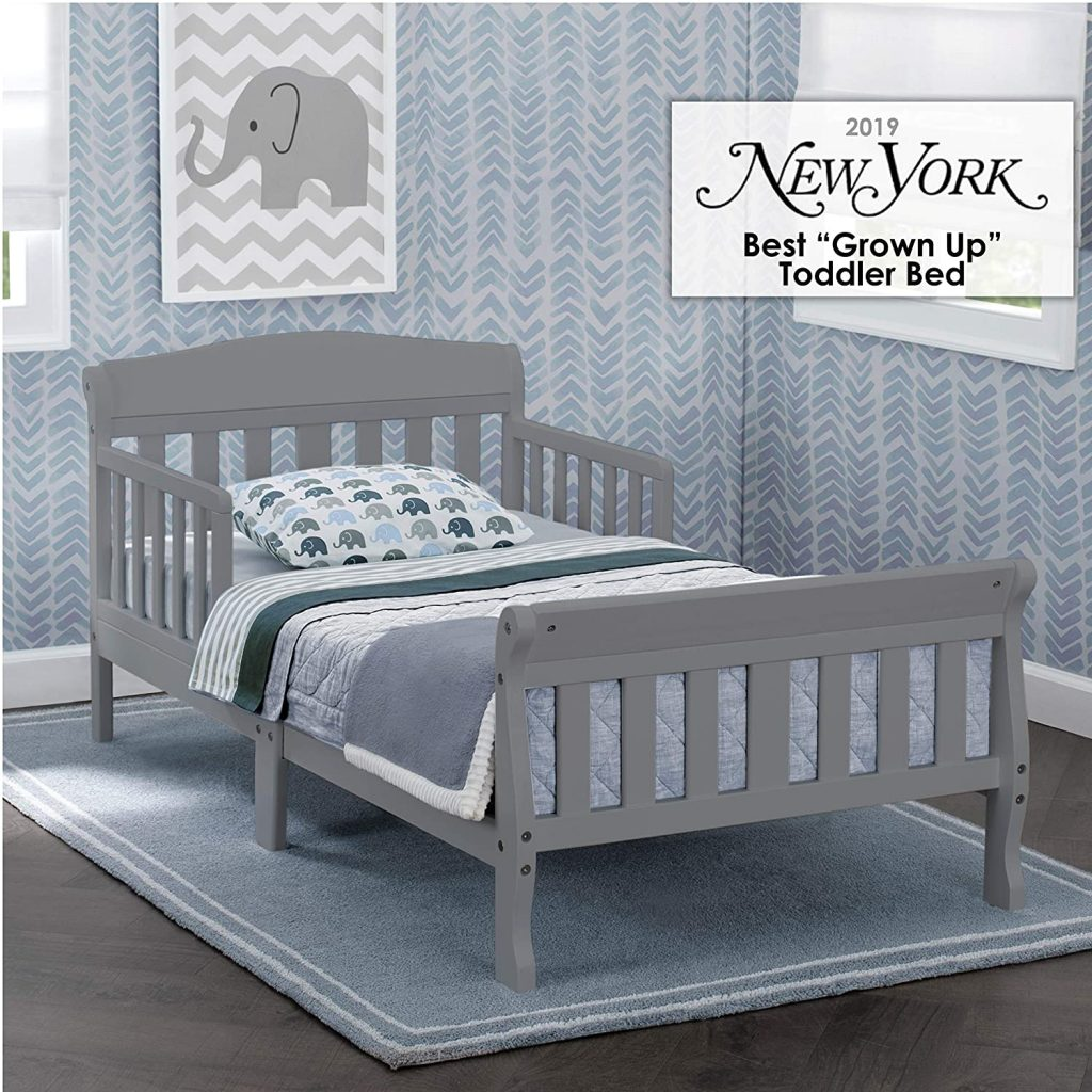 Delta Children Canton Toddler Bed