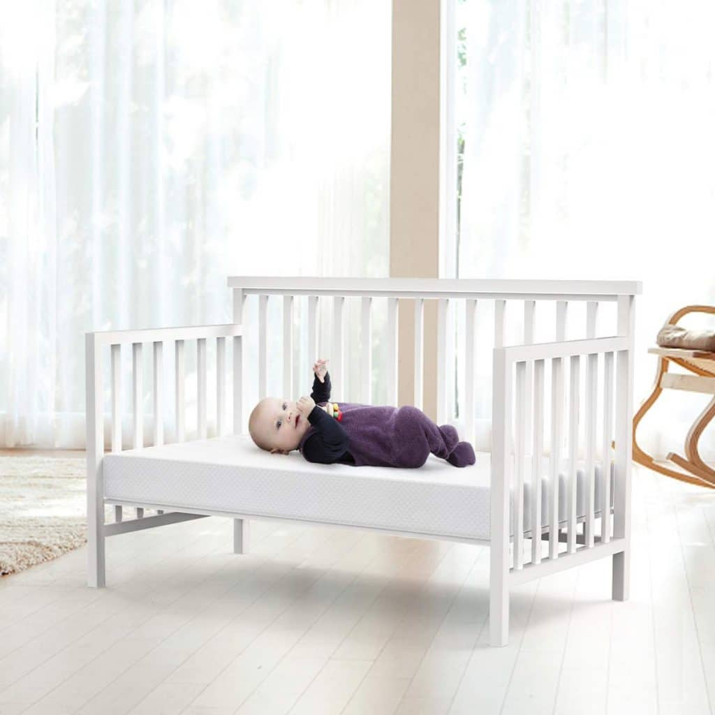 Dourxi Crib Mattress and Toddler Bed Mattress