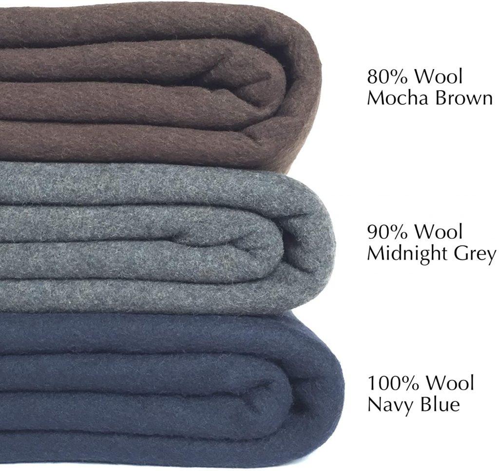 EKTOS Wool Blanket