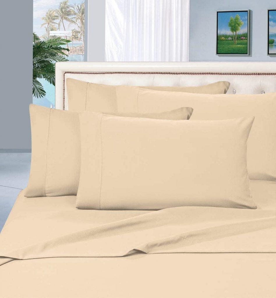 Elegant Comfort Bed Sheets