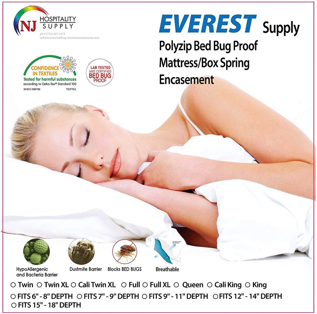 Everest Polyzip Mattress Encasement