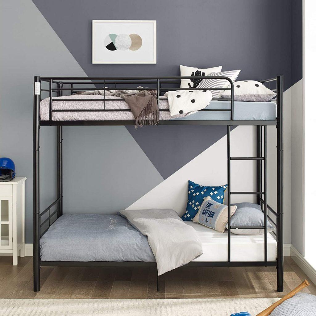 Furniture Twin Bunk Kids Bed