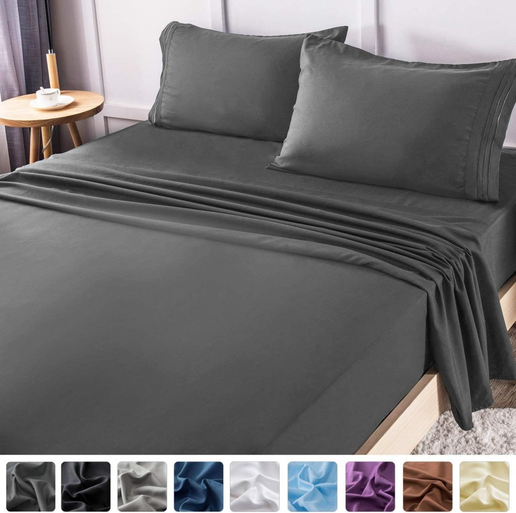 LIANLAM Bed Sheets Set