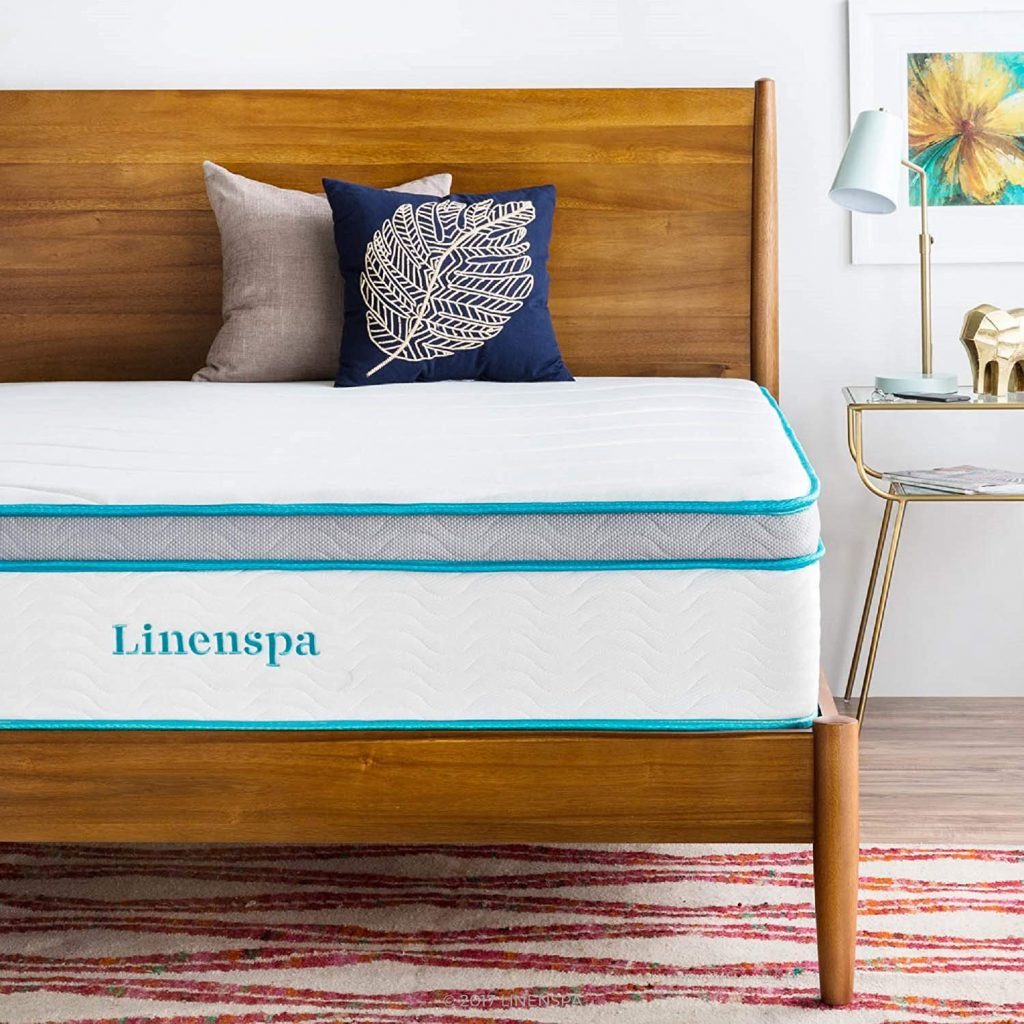 LINENSPA Hybrid Mattress