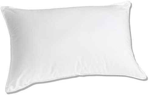 Luxuredown White Goose Down Pillow