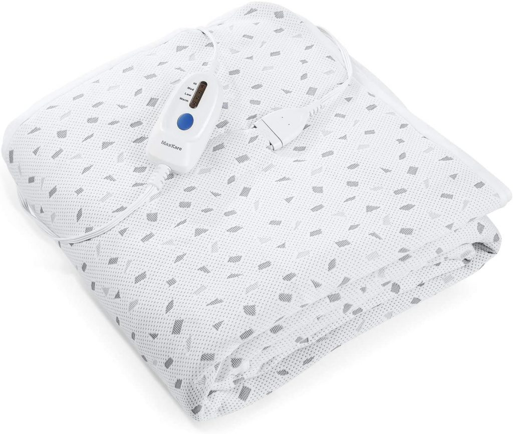 MaxKare Heated Mattress Pad