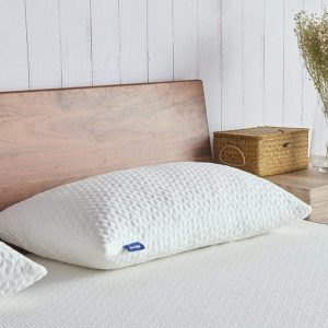 Memory foam pillows for neck pain