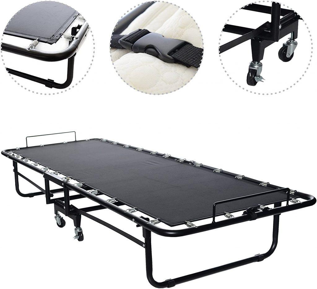 Milliard Premium Folding Bed
