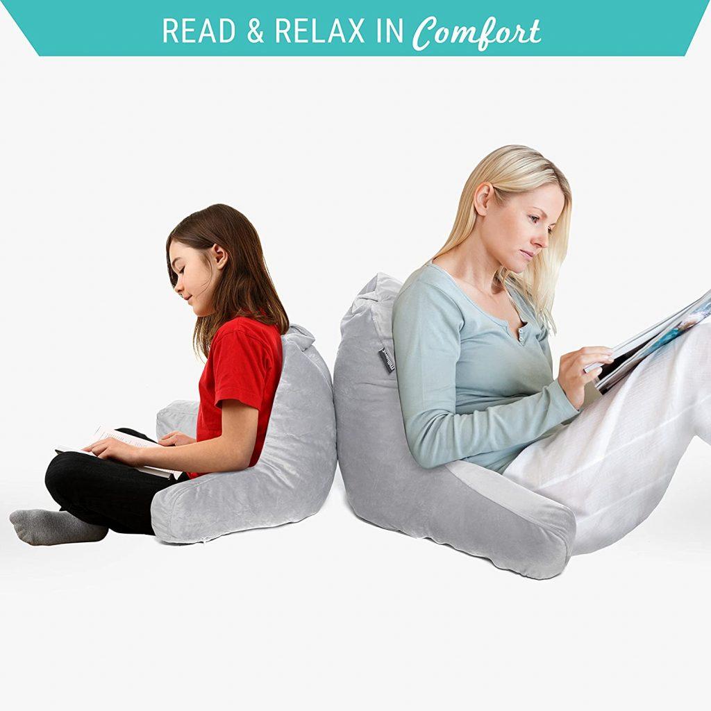 Milliard Reading Pillow