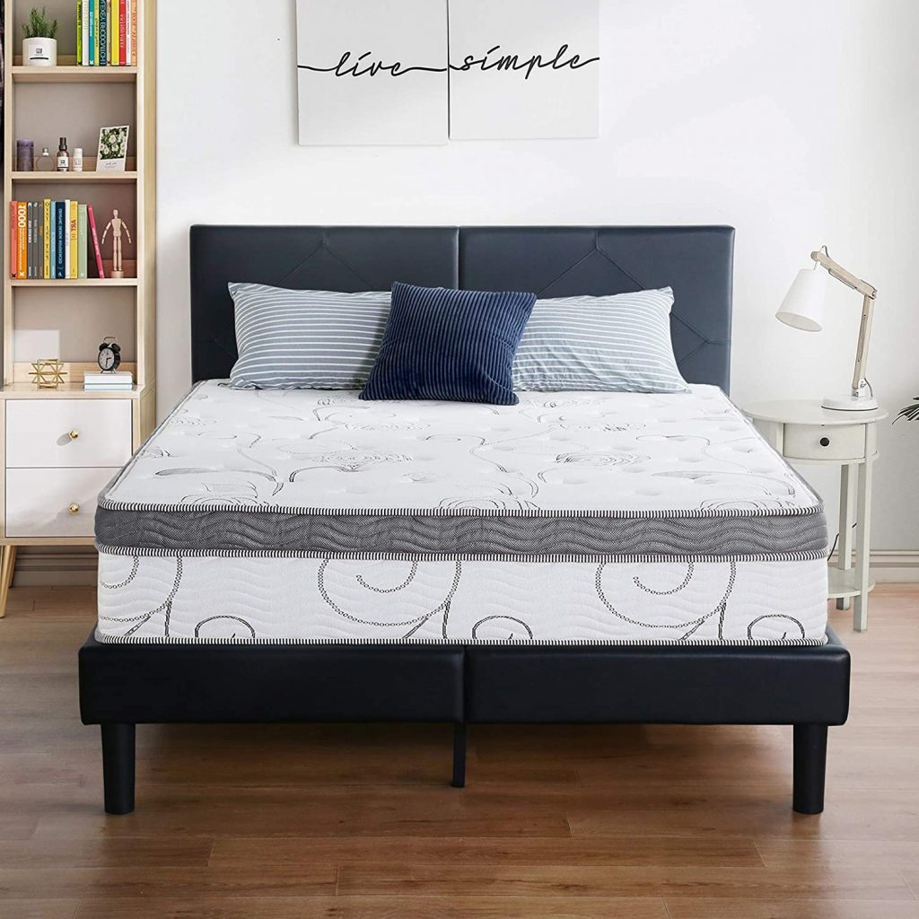 Olee Sleep Galaxy Hybrid Mattress