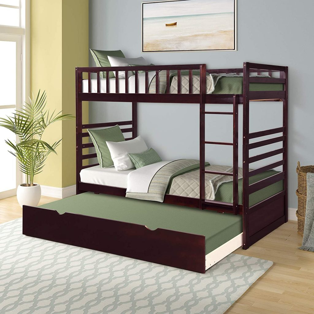 Over Twin Bunk Bed