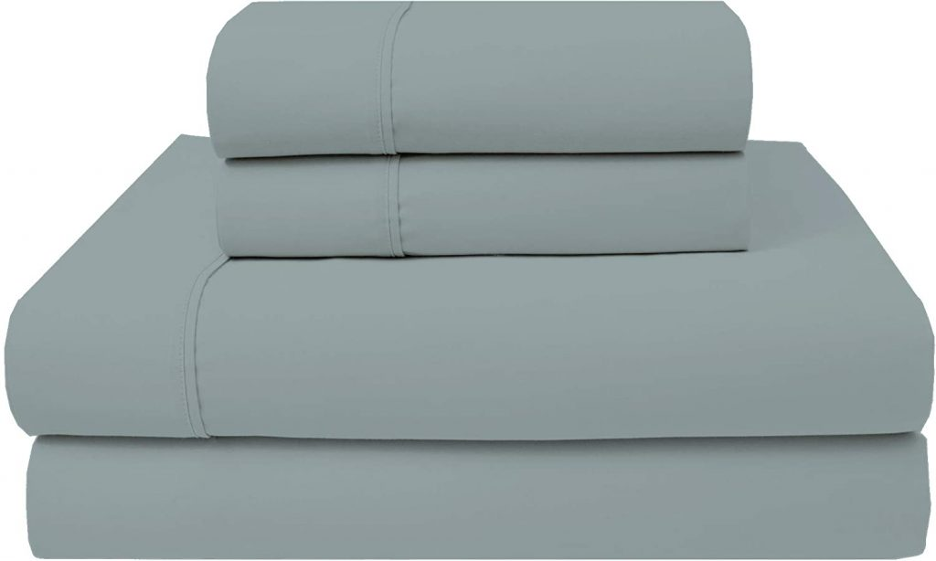 Purity Home percale sheet