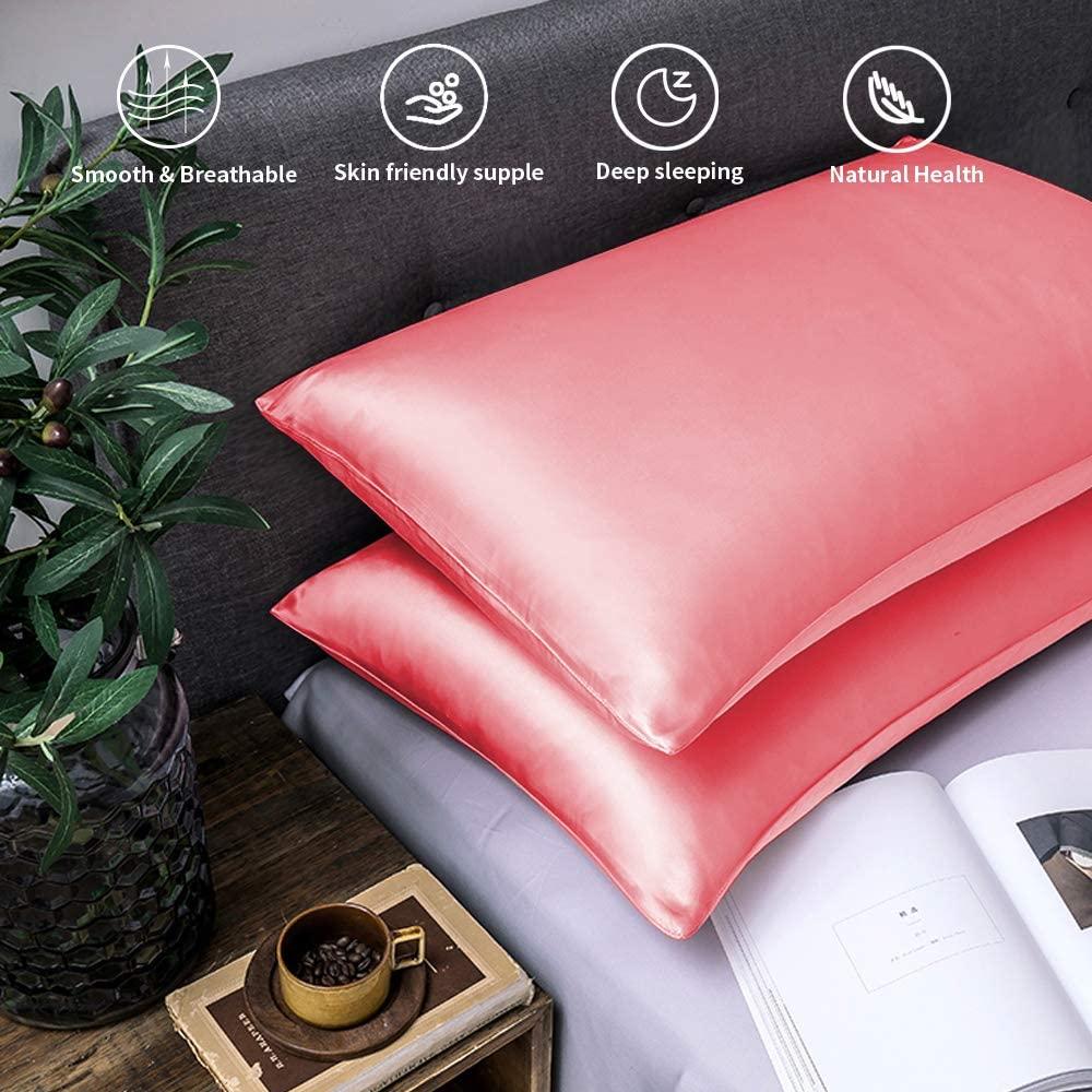 Silky Satin Pillowcases