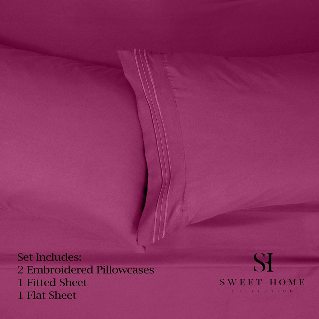 Sweet Home Collection Sheet Sets
