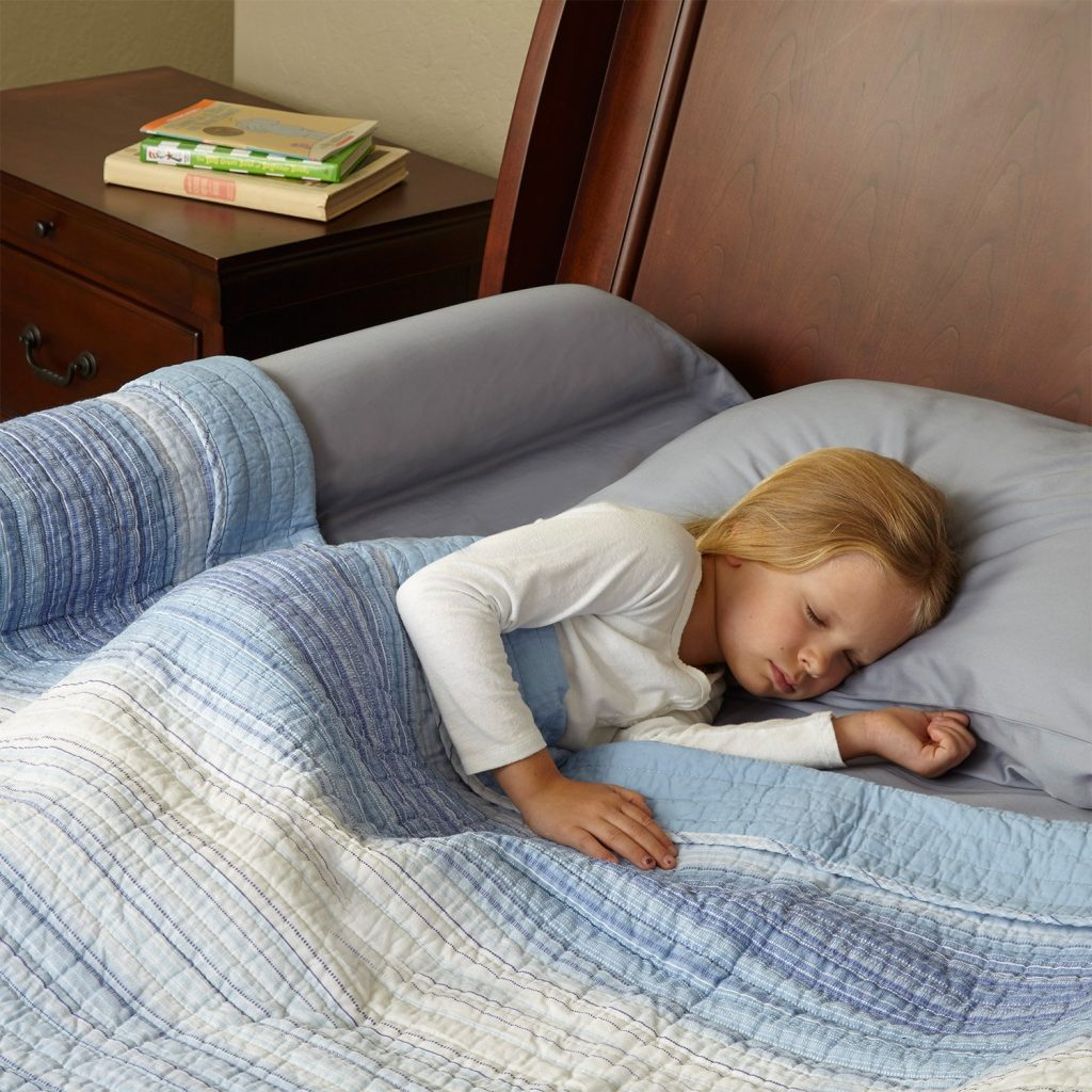 Toddler Bed Rail from Hiccapop