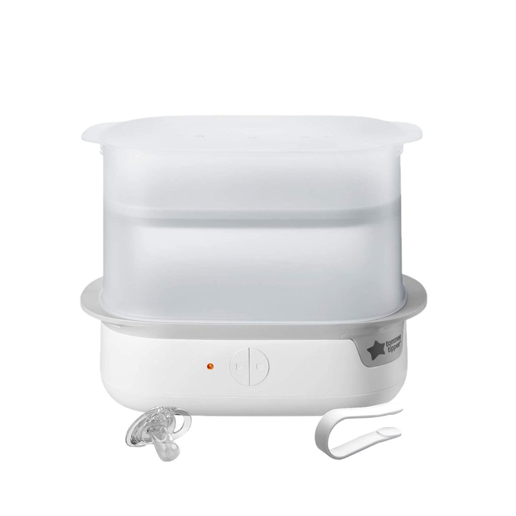 New Tommee Tippee Steri-Steam Electric Steam Sterilizer
