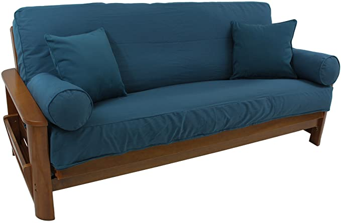 Blazing Needles Futon Cover