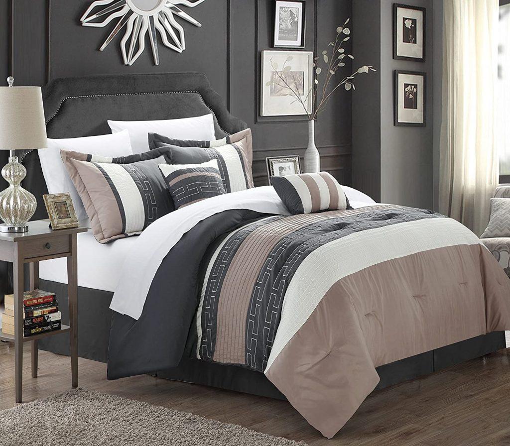 Chic Home Carlton 6-Piece Comforter Set