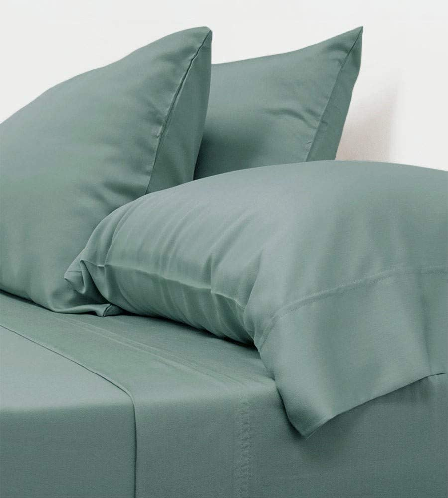 Cariloha Classic Bamboo Sheets 4 Piece Bed Sheet Set - Softest Bed Sheets and Pillowcases - 100% Viscose from Bamboo