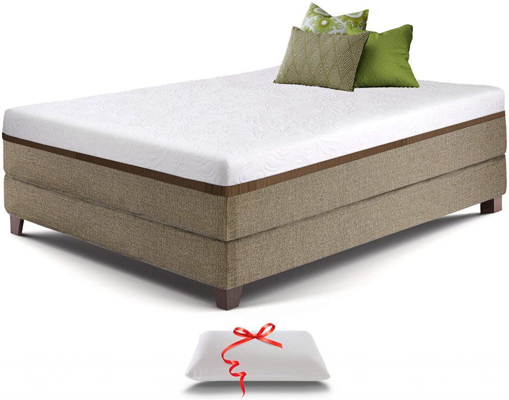 Live & Sleep Ultra Mattress - Gel Memory Foam Mattress