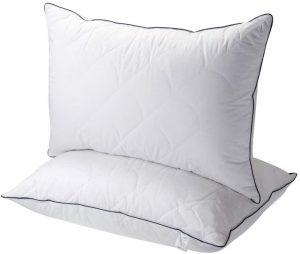 Sable down pillow