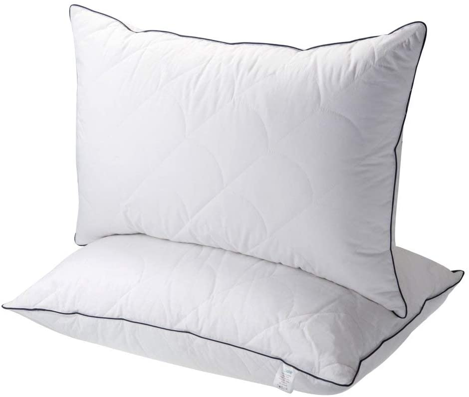 Sable down pillow