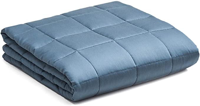 YnM Bamboo Weighted cooling Blanket