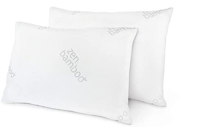 Zen Bamboo Ultra Plush Gel Pillow