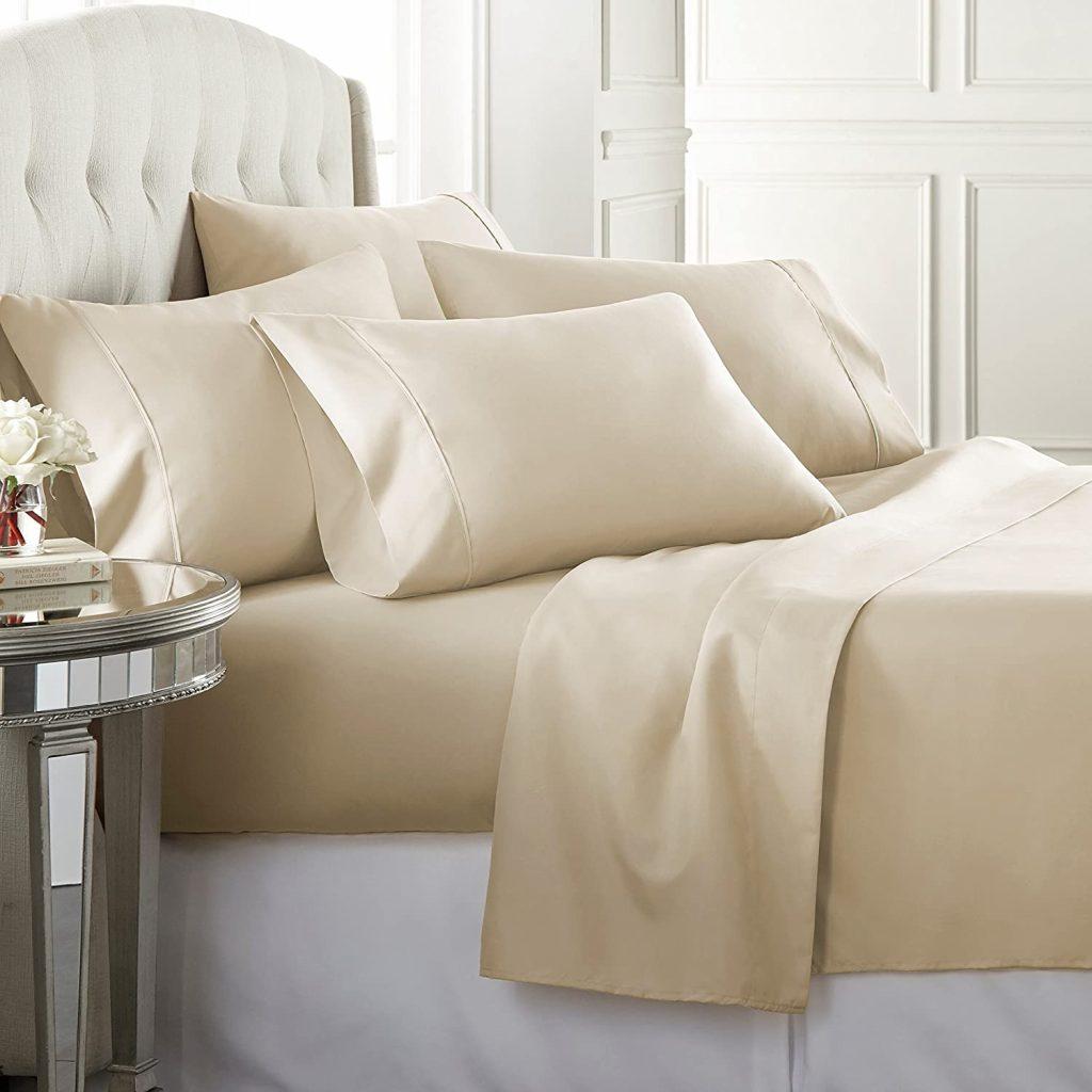 Danjoy Linens Luxury Bedsheets