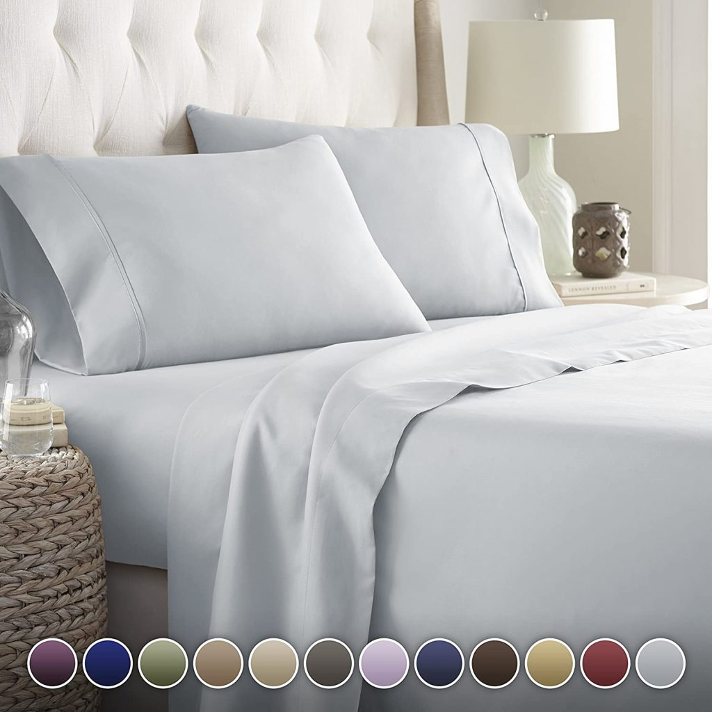 HC Collection Luxury Bedsheets
