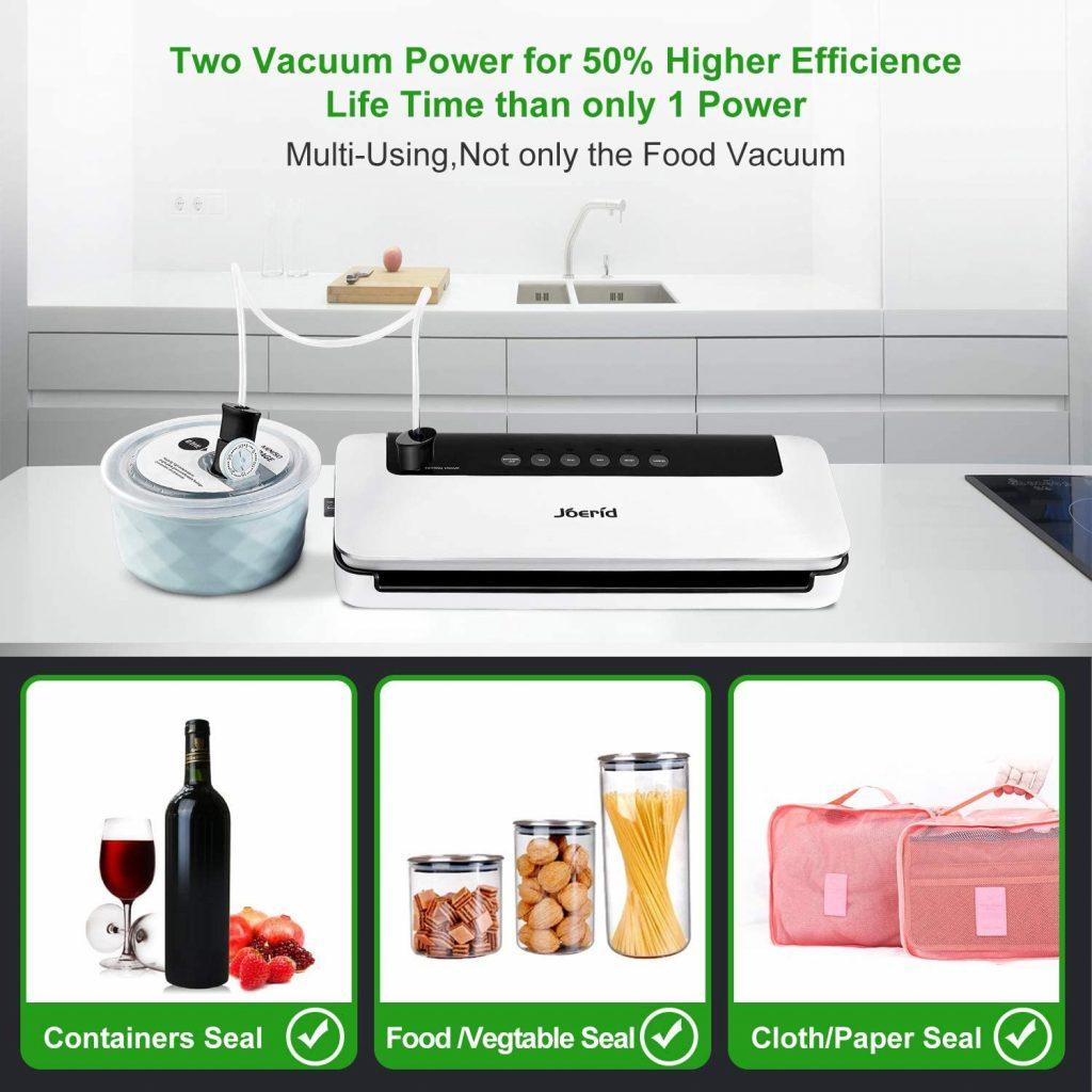 Joerid Vacuum Sealer