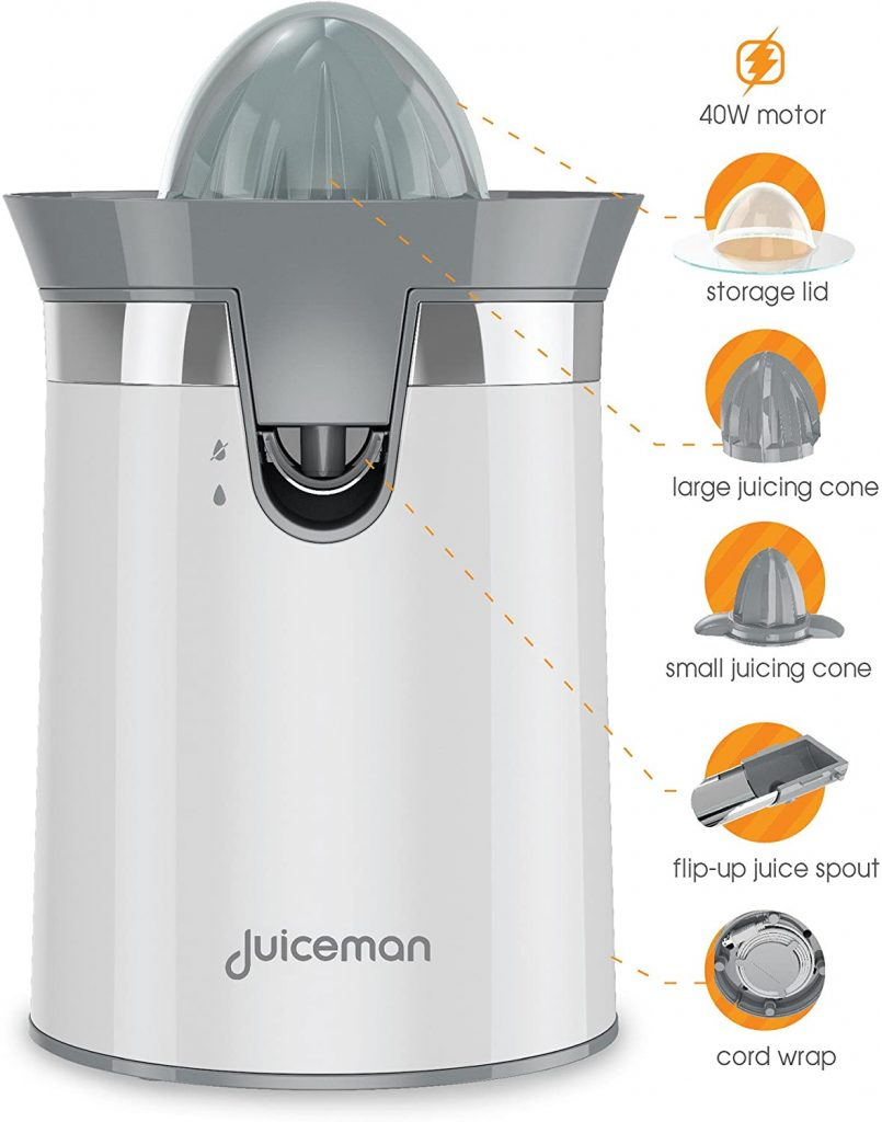 Juiceman Citrus Juicer